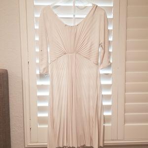 Maxazria Dress, Pleated